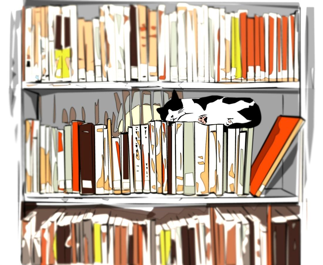 LIFTの本棚